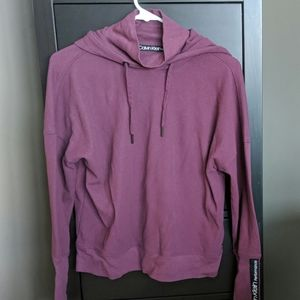 Calvin Klein Hooded Shirt